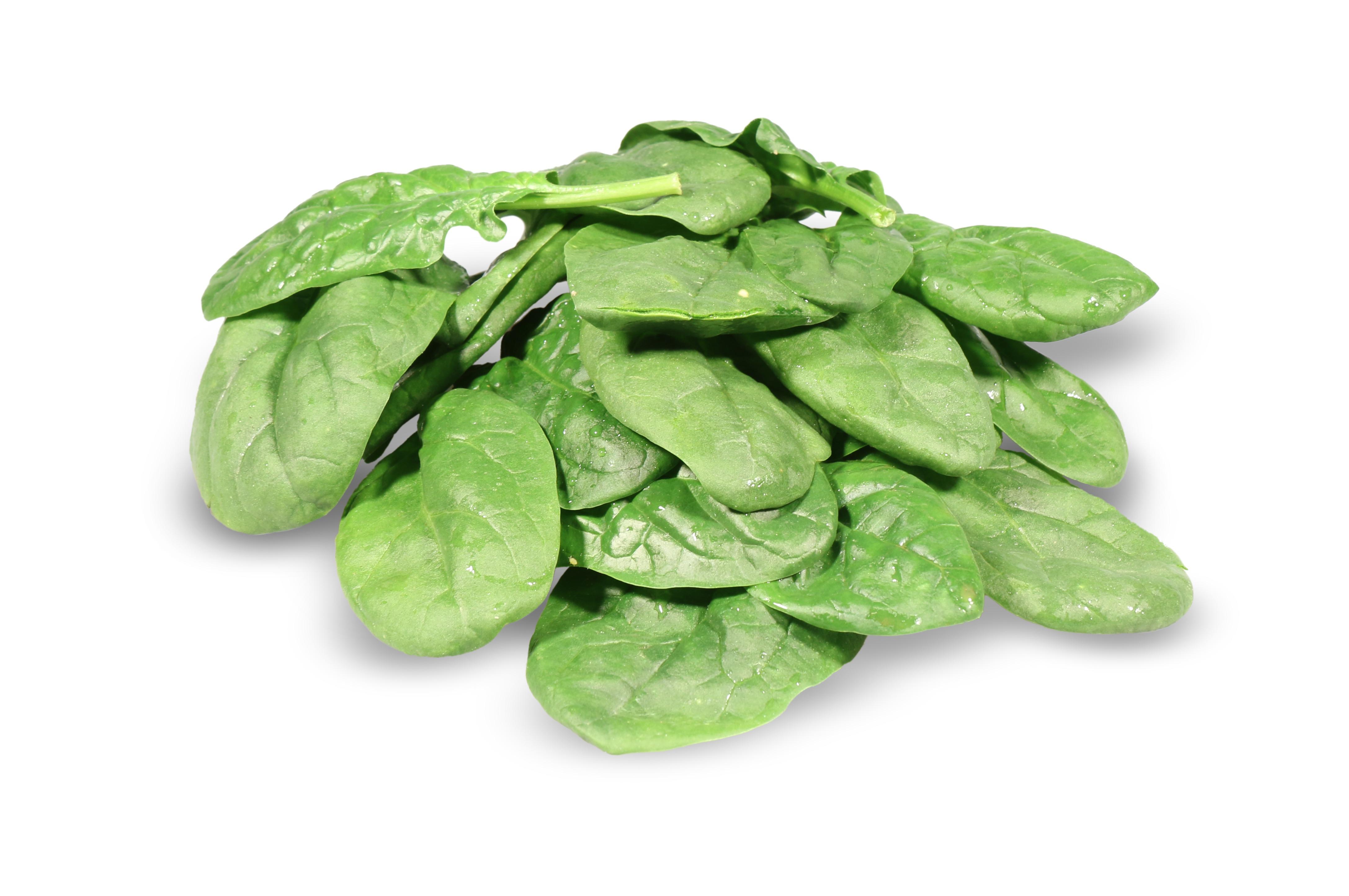 Spinazie gewassen panklaar 450 gram