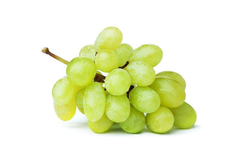 Druiven geschoond Wit