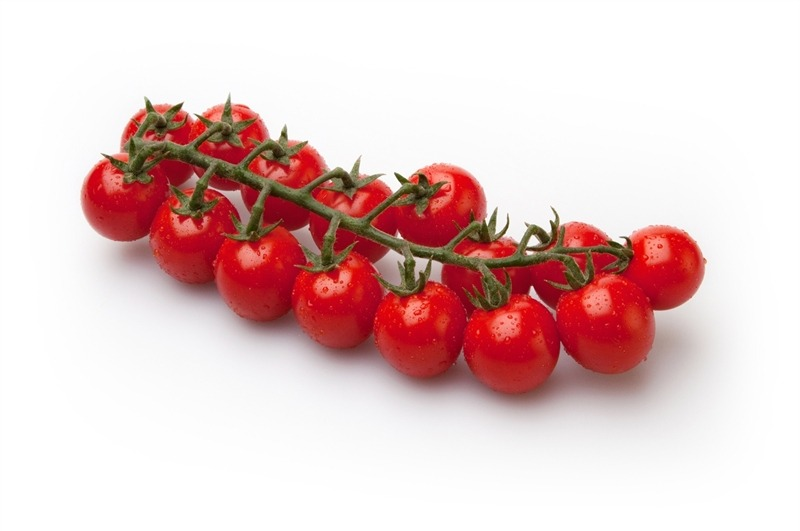Tros cherry amor tomaatjes fijn