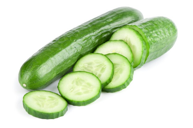 Komkommers per doos 12 stuks